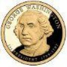 2007 Washington Presidential Dollar P & D Set