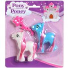 Princess Pony Playsets, 3-pc. Sets