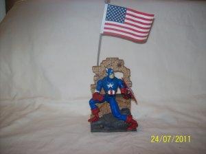 Captain America Figure MARVEL LEGENDS