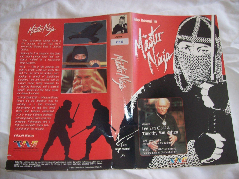 The Master Ninja