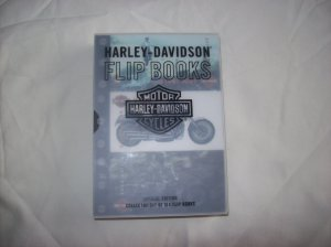 Special Edition Harley-Davidson Flip Books