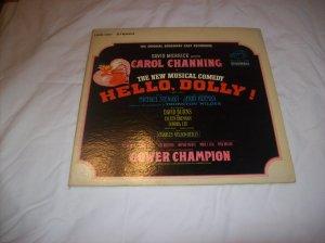 Hello Dolly Musical comedy