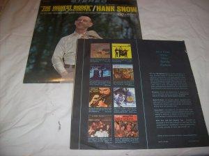 Hank Snow The Highest Bidder