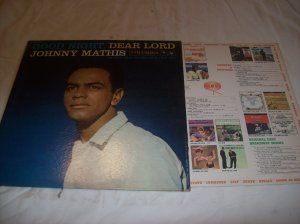 Johnny Mathis sing songs of Faith