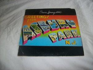 Greetings From Asbury Park NJ-Bruce Springsteen