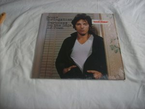 """Bruce Springsteen """"Darkness at the Edge of Town"""