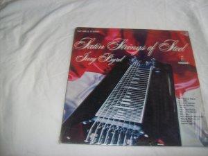 """Jerry Byrd """"Satin strings of steel"""""""
