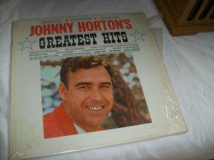 """Johnny Horton """"Greatest Hits"""""""
