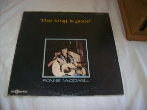 """Ronnie McDowell """"The King Is Gone"""""""
