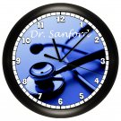 PERSONALIZED MEDICAL DOCTOR STETHOSCOPE WALL CLOCK DOCTOR'S OFFICE NURSE GIFT