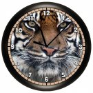 Decorative Tiger Wall Clock Safari