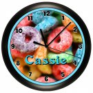 Fruit Loops Cereal Wall Clock