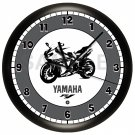 Yamaha YZF R1 Motorcycle Wall Clock