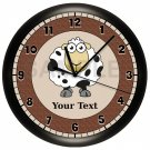 Personalized Sheep Wall Clock