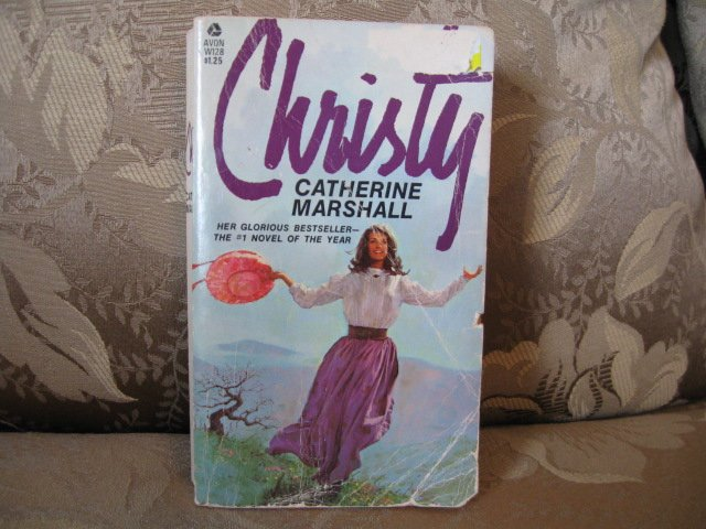 Christy by Catherin Marshall     paperback