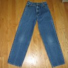 Arizona Jean Co.Size 14 SLim dark blue denim Boys 5 pocket jeans Straight leg