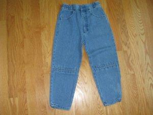 Peek A Babe Size 5 medium blue denim jeans Straight leg