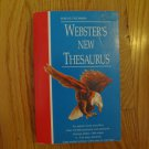 WEBSTER'S NEW THESAURUS ISBN 1 85534 311 8 Softcover