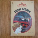 Trixie Belden Mysteries Book # 21 The Mystery of the Castaway Children ISBN  0 307 21592 X