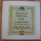 AMERICAN HEIRLOOM PORK COOK BOOK FROM CHECKERBOARD KITCHENS ISBN # 07 051159 4 HARDCOVER