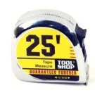 Tool Shop 25 foot tape measure NEW in package
