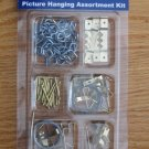 GLT PICTURE HANGING ASSORTMENT KIT 100 PIECE NEW in package