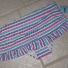 COCO RAVE WOMEN'S SIZE L PASTEL BIKINI SWIMSUIT BOTTOMS SWIM WEAR DANCE SKIRT W/ PANTIES NWT