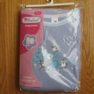 GIRL CONNECTION SIZE 8 LONG JANES (JOHNS) LAVENDER LONG UNDERWEAR NEW IN PKG. SNOW DAY
