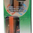 HANDY TRENDS DUAL DRAFT STOPPER GRAY DOOR, WINDOW INSULATION GUARD ENERGY SAVER  NEW IN PACKAGE