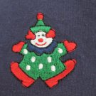 GOOD LAD BOYS SIZE 3 - 6 mo. OUTFIT CHRISTMAS HOLIDAY ROMPER, VEST, SHORTS, & SHIRT UGLY ? CLOWN