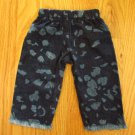 "JEANOUS AMERICAN GIRL 18"" DOLL CLOTHES DARK DENIM BLUE JEANS #23 BOY LOGAN MODERN BLEACH SPOTS"