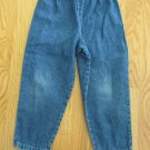 BUSTER BROWN BOY'S, GIRL'S SIZE 4 T JEANS ELASTIC WAIST PULL ON UNISEX MADE IN USA