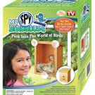 MY SPY BIRDHOUSE AS SEEN ON TV SUCTION CUP EDUCATIONAL KIDS SCIENCE TOY NATURE DISCOVERY WINDOW NEW