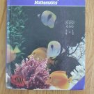 ADDISON - WESLEY MATHEMATICS 4TH GRADE HOMESCHOOL STUDENT TEXT BOOK ISBN # 0-201-26400-5  1987