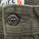 CIRCO BOY'S SIZE 16 PANTS OLIVE GREEN CORDUROY DRESS SLACKS TROUSERS