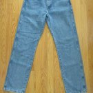 LEGENDARY GOLD MEN'S SIZE 30 X 31 JEANS MED BLUE STONE WASHED STRAIGHT LEG DAD 0936DNI