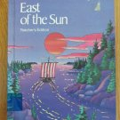 EAST OF THE SUN TEXT BOOK GRADE 5 HOME SCHOOL TEACHER'S EDITION ODYSSEY HBJ LITERATURE READER 1982