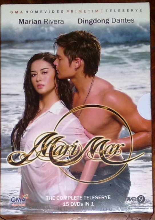 MARIMAR Limited Edition Boxed Set DVD vol 1 - 15 NEW!