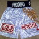 MANNY PACQUIAO Boxing Trunks vs. HATTON sz XL New