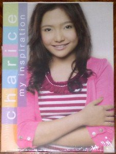 CHARICE PEMPENGCO My Inspiration CD w/ Minus One SEALED