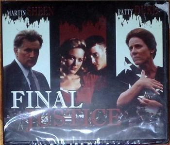 FINAL JUSTICE VCD Martin Sheen Patty Duke NEW! RARE!