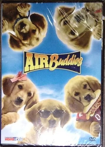 Air Bud AIR BUDDIES DVD Amazing Dog Brand New Sealed!