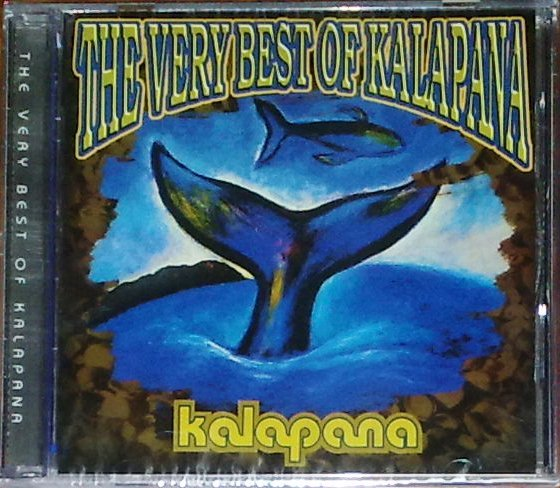 THE VERY BEST OF KALAPANA CD The Hurt BRAND NEW