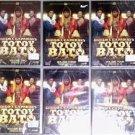 TOTOY BATO DVD Complete Set Vol 1 - 10 Robin Padilla Manny Pacquiao NEW!