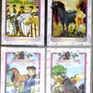 HORSELAND Lot of 4 DVD (8 Episodes) NEW!