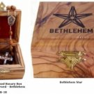 Bethlehem Star Rosary Box