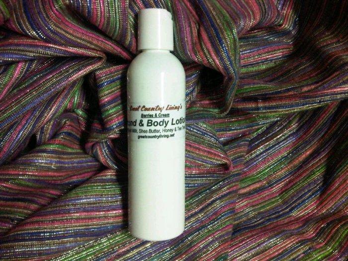 Hand & Body Lotion *Coconut Vanilla Scent*