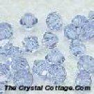 (20) Swarovski 4mm Bicone Crystal Beads~ Alexandrite~