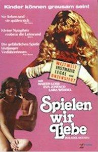 PUPPY LOVE st. Eva Ionesco DVD PAL R0
