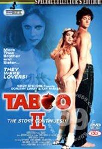 Taboo 2 st.Kay Parker DVD NTSC R0
